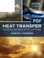 Heat Transfer Principles and Applications (Charles H. Forsberg)