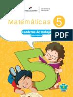 05 - Prim - Matemáticas