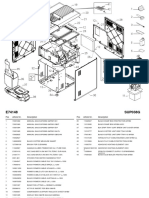 Gaggia Accademia Parts Diagram
