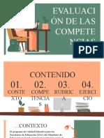 Evaluación por Competencias y la Rubrica.pptx