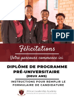 FRENCH - 2020 ALA Application Guide