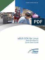 eBUS SDK for Linux Quick Start Guide.pdf