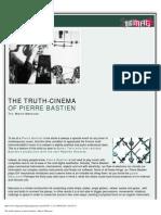 Digimag 28 - October 2007. The truth-cinema of Pierre Bastien