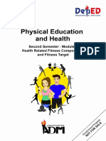 Signed off_Physical Education11_q2_m4_Health Related Fitness Components and Fitness Target_v3