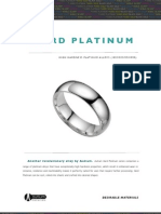 Hard Platinum Brochure
