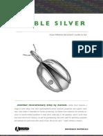 Noble Silver Brochure