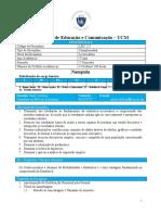 ESTATÍSTICA 2 - Programa e dosificacao 2017(1)