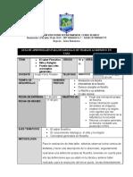 MODELO DE GUÍA DE APRENDIZAJE filo
