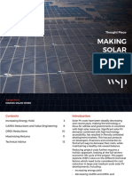 Making Solar Work (WSP Thought Piece)