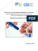 Rapport_étude parcours diabète