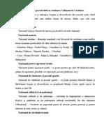 Formele de turism Calimanesti-Caciulata