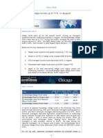 Eurekahedge Index Flash - September 2010