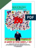La Gazeta de Mora Claros nº 100 - 29102010