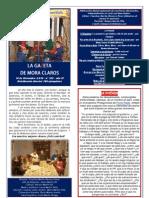 La Gazeta de Mora Claros nº 103 - 03122010