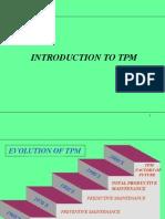 TPM TRAINING
