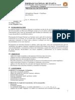 Lengua y Literatura Guaraní I