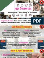 Jogos Sensoriais- Seminário (Rômulo)