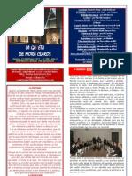 La Gazeta de Mora Claros nº 106 - 21012011
