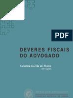 Deveres Fiscais Do Advogado