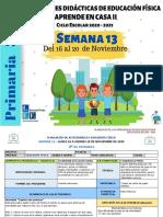 3°y 4° Primaria EF Semana 13-LEF Antonio Preza