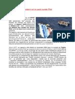 Accident vol rio paris sonde Pitot.pdf