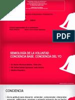 3`CLASE Semiología de la Voluntad y conciencia del yo 2020 (2)