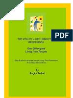 Vitality 4 Life Recipe Book