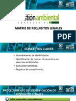 MATRIZ DE REQUISITOS LEGALES Y ENTREGABLE FINAL