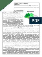 IMPRIMIR - Aula 36 -  REGIÃO NORTE