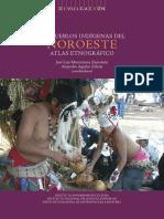 Atlas Etnografico Noroeste