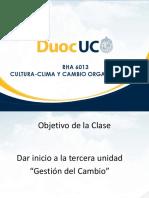 Clase 17 Cultura^J Clima y Cambio Organizacional