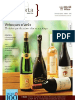 Degusta World Wine Fev 2011