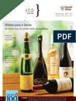 Degusta World Wine Fev 2011