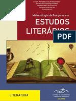 projeto de mestrado em literatura