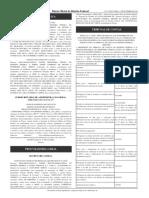 TCDF retoma concurso para procurador do MPC