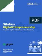 Silabus DEA DTS 2020 - Gojek Digital Entrepreneurship.pdf