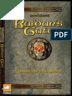 BG Manual