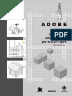Adobe - Guide de construction parasismique