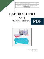 laboratorio 1 Normas y Tinción Gram