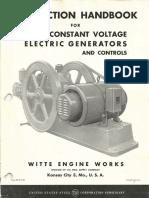 Witte Constant Voltage Generators