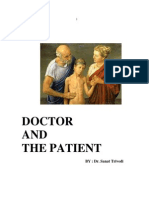 Doctor and the Patient Unique Relationship
