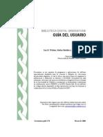 Greenstone Manual
