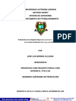 PROBLEMATICA DE LA SIGATOKA NEGRA (Mycosplaerella fijiensis moreley) EN EL CULTIVO DEL BANANO (Musa spp.) EN CHIAPAS