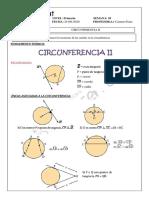 Geometria - circunferencia