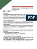 2. ESPECIFICACIONES TECNICAS Rev.3