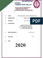 EFECTIVIDAD DE LA TUTELA JURISDISCCIONAL--TEMA 2
