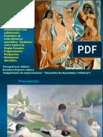 3 Vanguardias  2019 Cubismo -Futurismo (1)