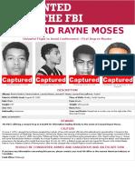 Leonard Rayne Moses