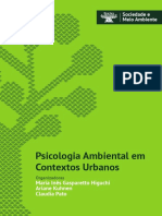 Livro Psicologia Ambiental em Contextos Urbanos