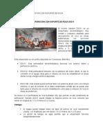 EQUIPOS DE PERFORACIÓN CON SOPORTE DE ROCA